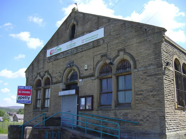 Rehoboth Sunday School 1881 Springfield Road, Burnley