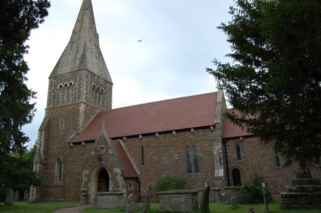 Coddington Church