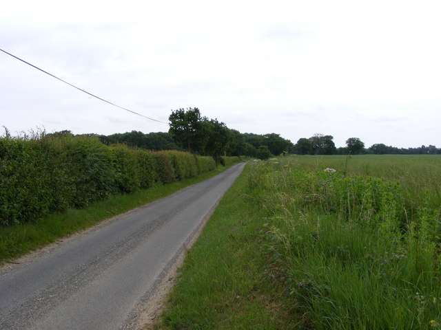 Lug's Lane, parishes of Ellingham and Broome
