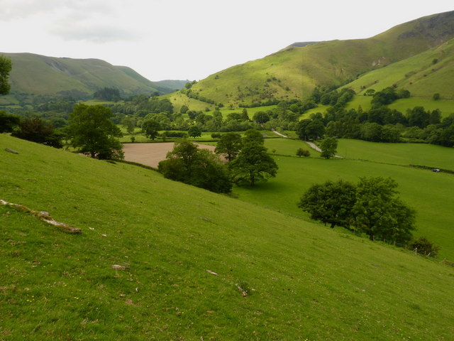 The Dyfi valley