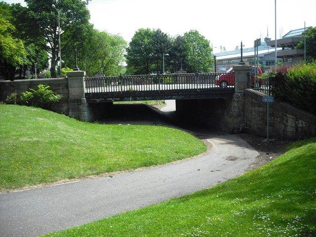 Merryston bridge