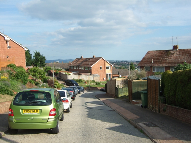 Celia Crescent, Beacon Heath, Exeter
