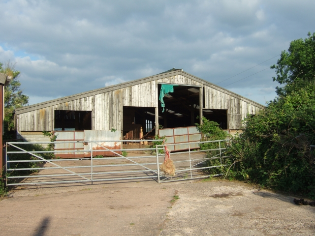 Barn at East Stoodleigh Barton