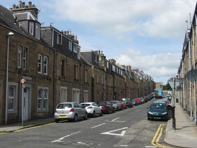St. Andrew Street in Galashiels