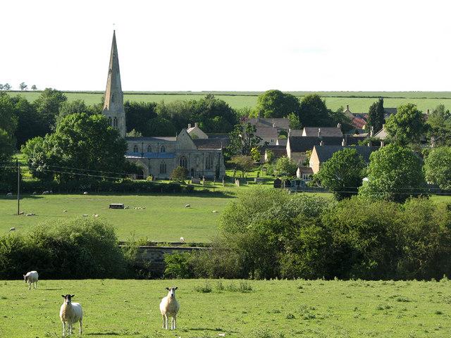 Barrowden: St Peter