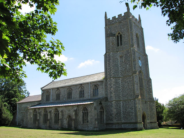 St Mary's church in Great Massingham