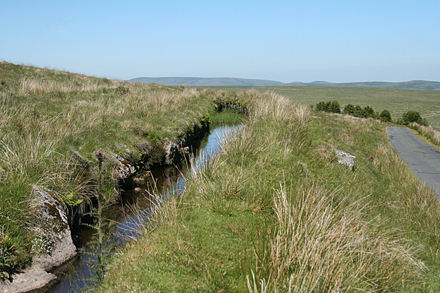 Dartmoor Forest: Devonport Leat