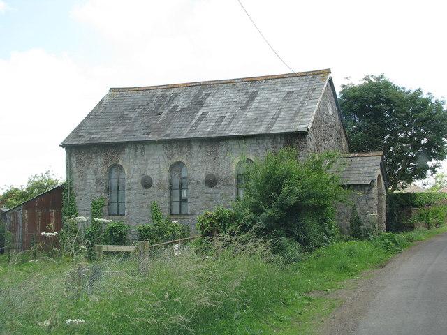 Chapel at Slough Green