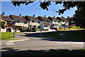 SX4759 : 'Dolly Houses' on Whitleigh Green - Plymouth by Mick Lobb