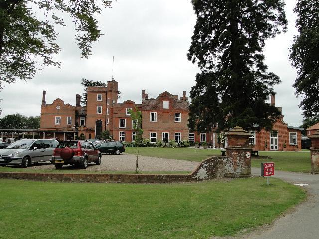 Old Buckenham Hall, Brettenham
