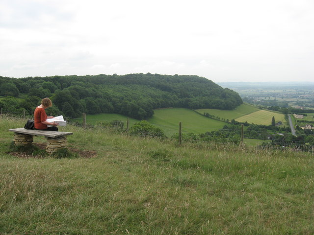 Viewpoint at Nibley Knoll