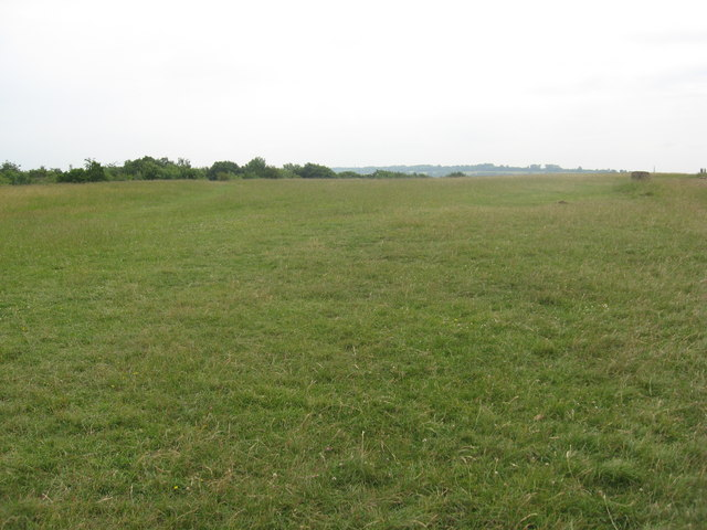 Downland on Nibley Knoll