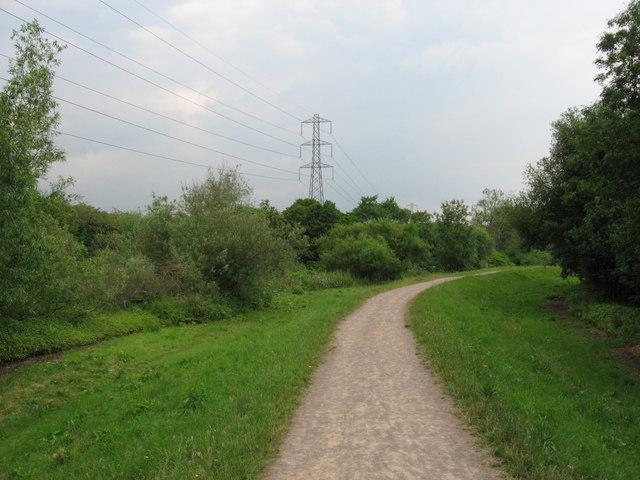 Rhymney River Path, Cardiff