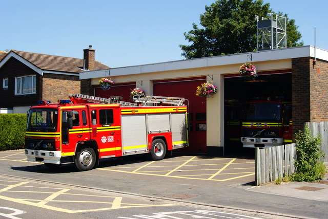 Fire Station, Romsey, Hampshire
