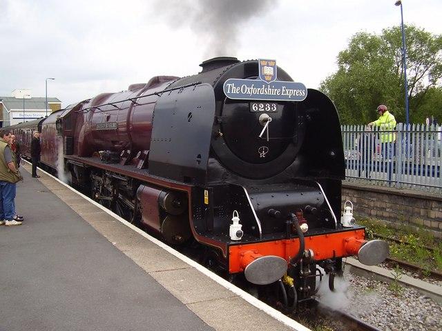 Duchess of Sutherland at Banbury