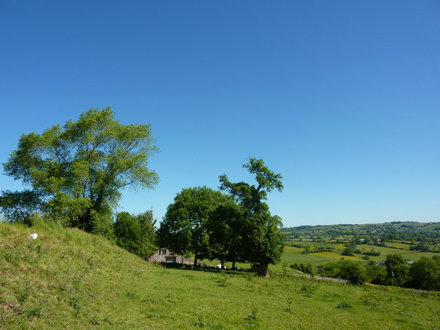 Countryside at Banktop Farm