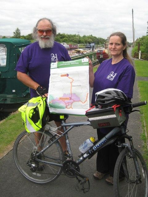 Trans Pennine Trail 21st Anniversary (5)