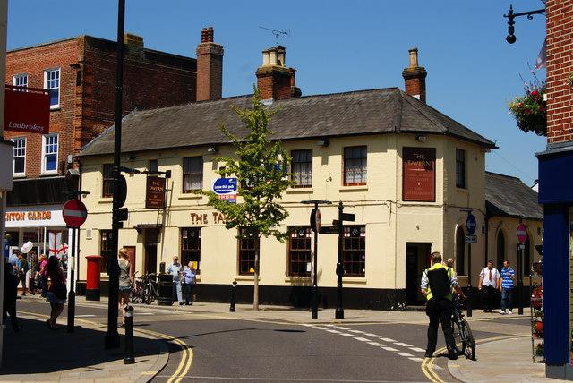 The Tavern, Romsey, Hampshire