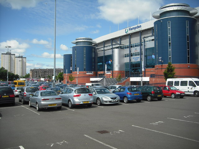 Hampden car park