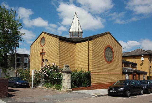 All Saints, Lyham Road, Clapham Park