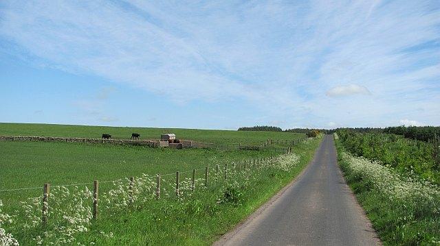 Minor road, Drakemyre