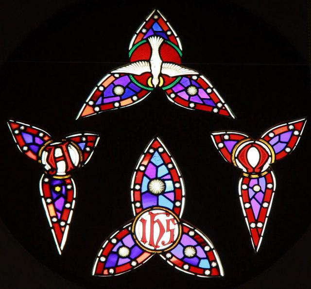 All Saints, Lyham Road, Clapham Park - Window