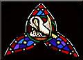 TQ3073 : All Saints, Lyham Road, Clapham Park - Window : Week 24