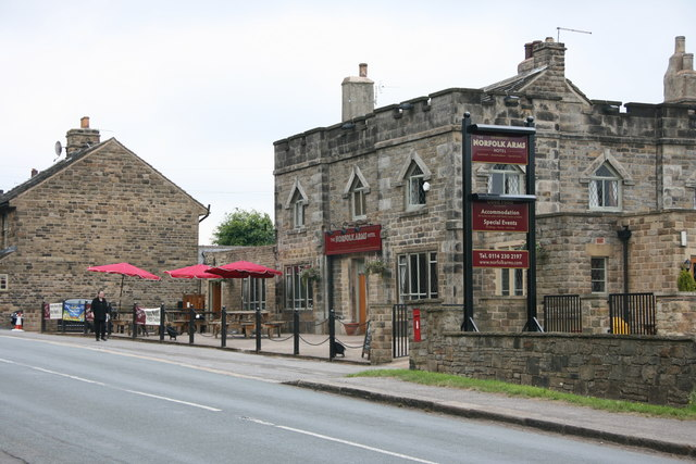 The Norfolk Arms, Ringinglow, Sheffield