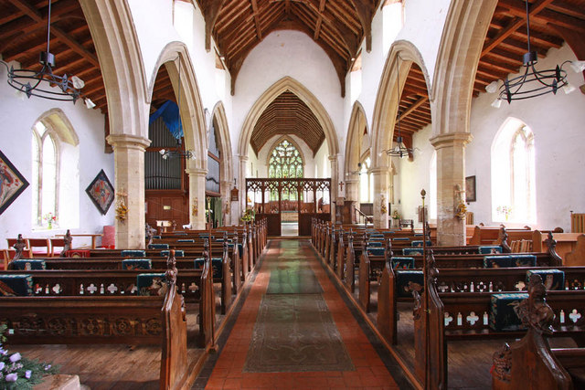 St Peter & St Paul, Watlington, Norfolk - East end