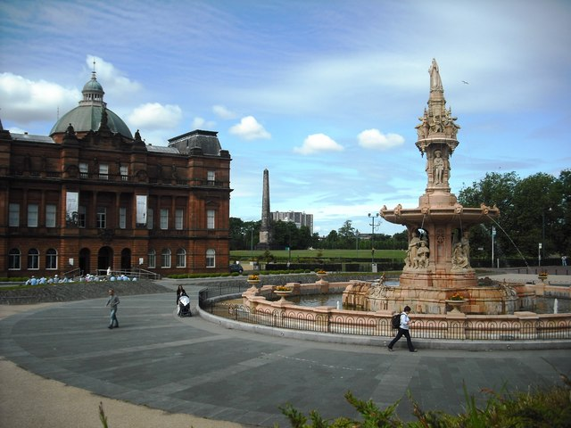 People's Palace on Glasgow Green