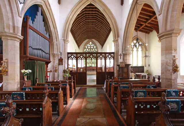St Peter & St Paul, Watlington, Norfolk - East end