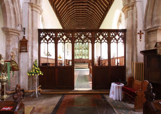 St Peter & St Paul, Watlington, Norfolk - Chancel