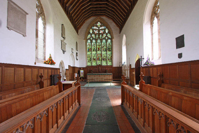 St Peter & St Paul, Watlington, Norfolk - Chancel