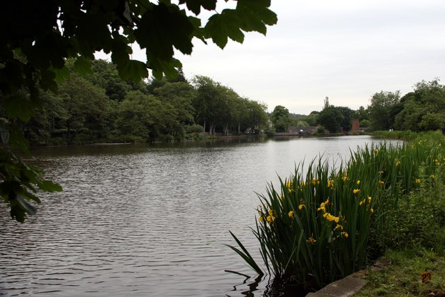 Mill Pond, Abbeydale, Sheffield