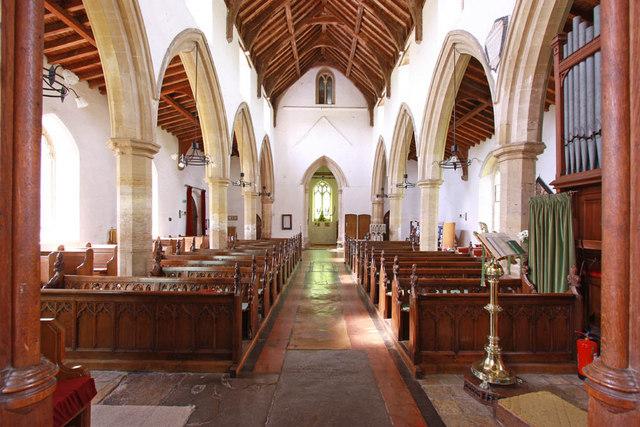 St Peter & St Paul, Watlington, Norfolk - Westend