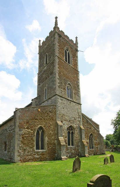 St Peter & St Paul, Watlington, Norfolk
