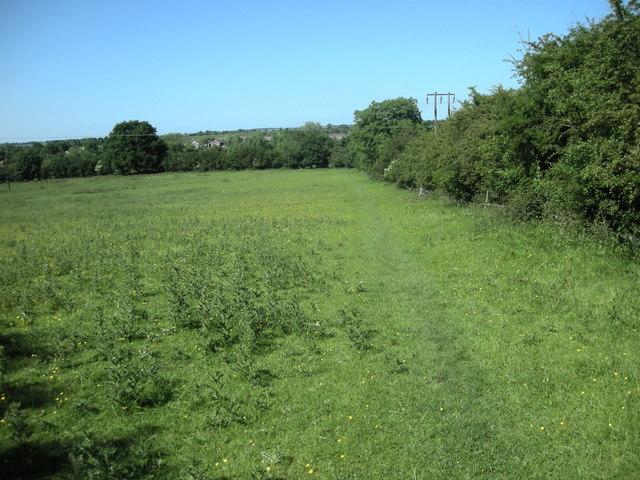 Bascote Footpath