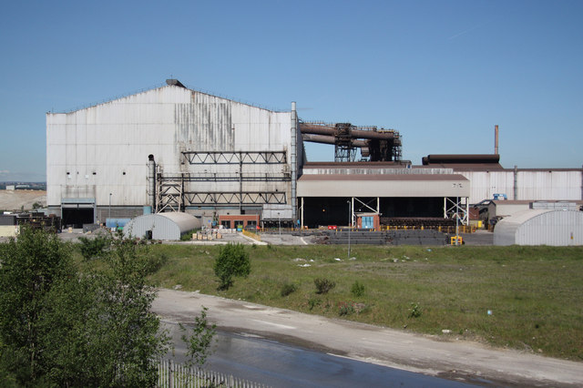 Outokumpu Steelworks