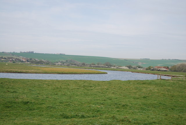 Meander, River Cuckmere, Seven Sisters Country Park