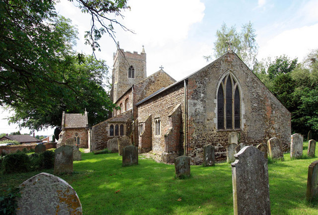 St Mary, West Winch, Norfolk