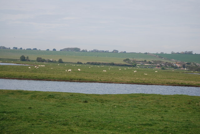 River Cuckmere, Seven Sisters Country Park