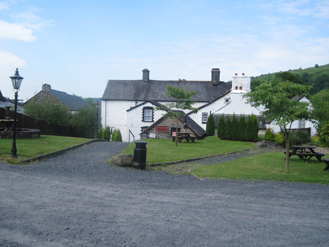 Brigands Inn Mallwyd