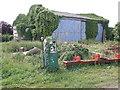 TL3490 : Derelict farm in Benwick by Michael Trolove