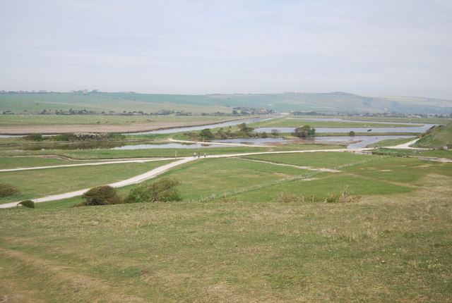 The Cuckmere Valley