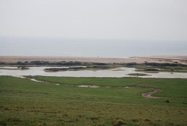 Lagoon, Cuckmere Haven