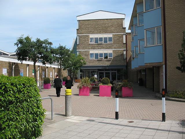 Christ Church University campus (2)