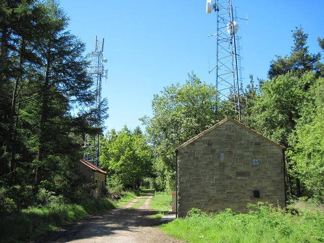 Wireless  Station  Hutton  Mulgrave  Wood