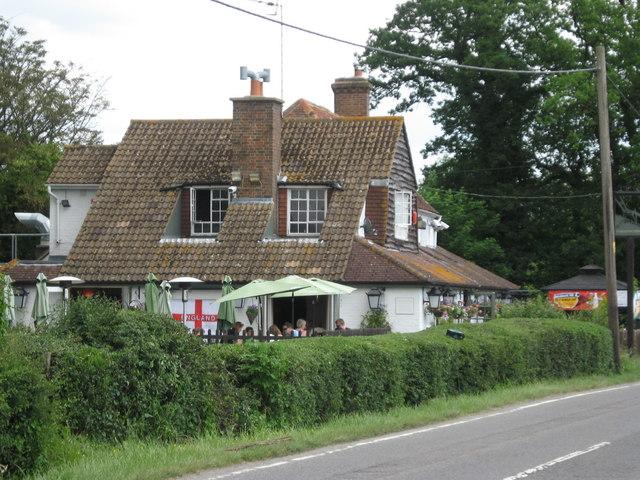 The Plough and Harrow, Smallfield