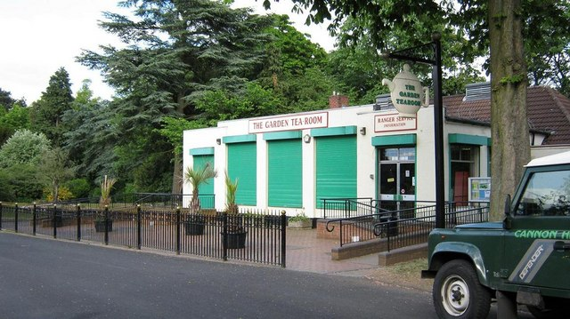 Closed for the Day, Tea Rooms