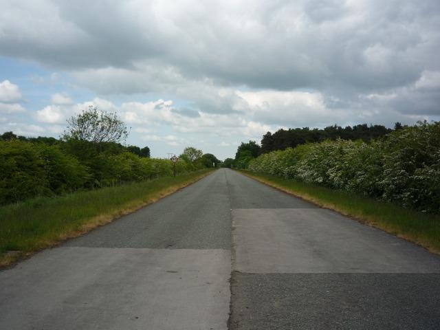Towards North Mine on New Road